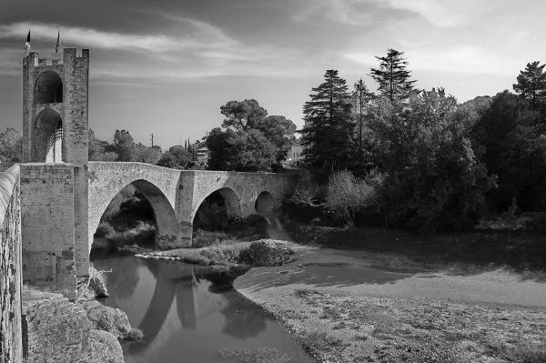 El pont de Besalú.