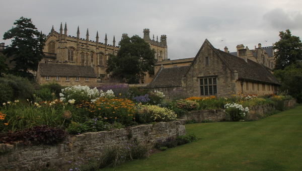 Christ Church College. Oxford.