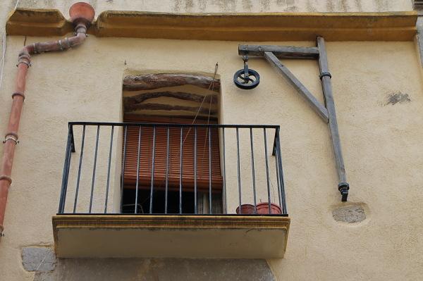 Balcó i politja