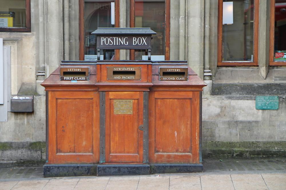 Posting Box