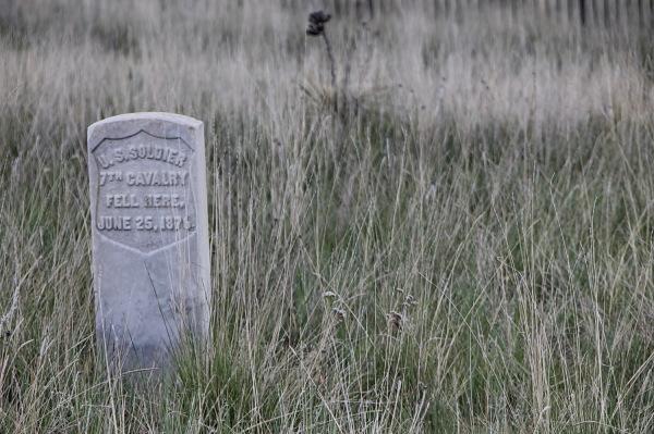 Batalla de Little Bighorn. 139 anys #1