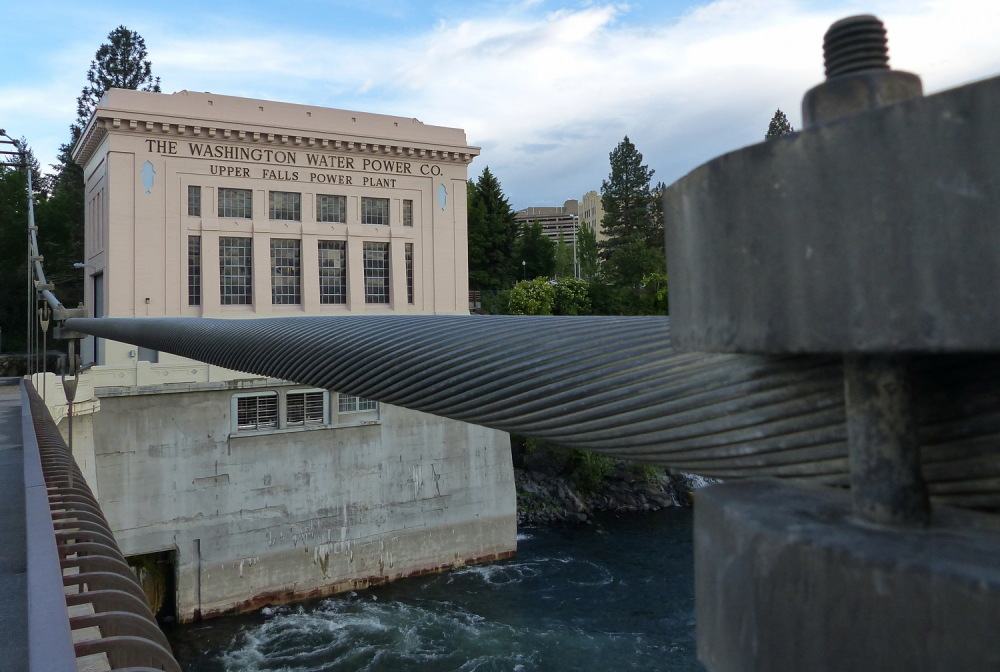 The Washington Water Power Co.