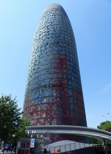 Torre Agbar (1)