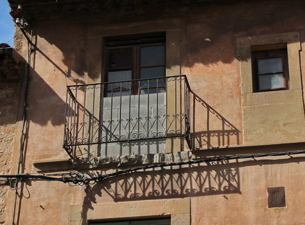 El balcó de la sogra :))