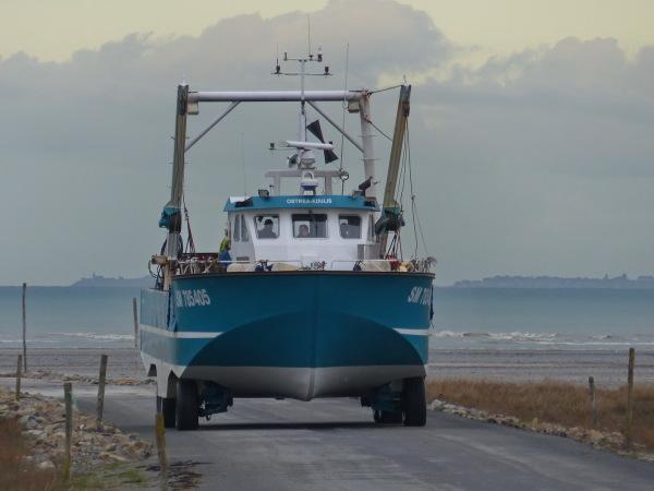Vaixell amb rodes