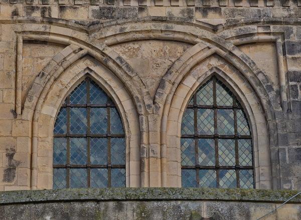 Finestres de l'abadia