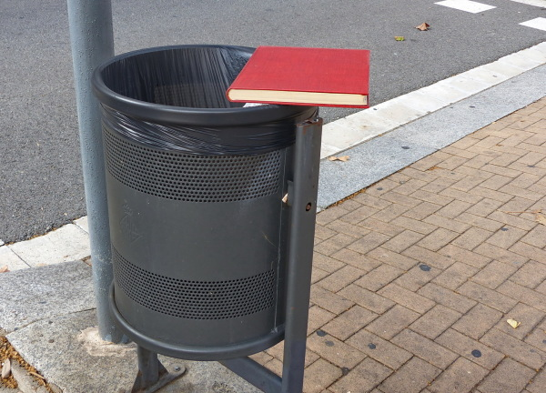 El destí dels llibres???