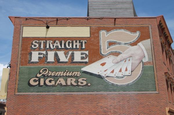 Straight Five
