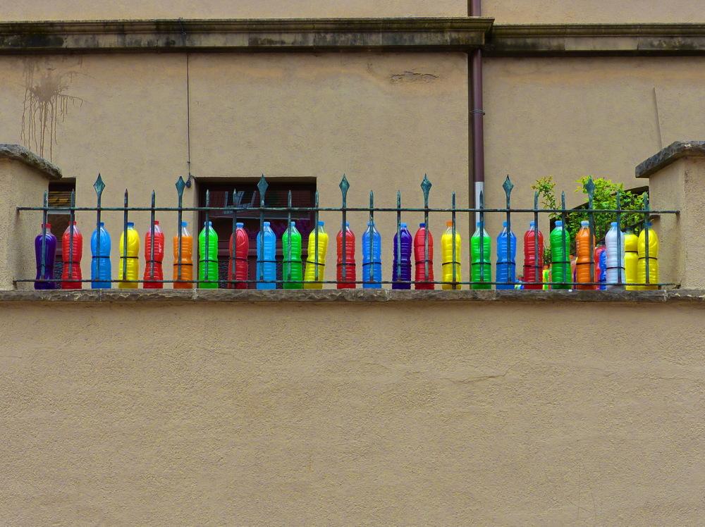 Colors a la barana