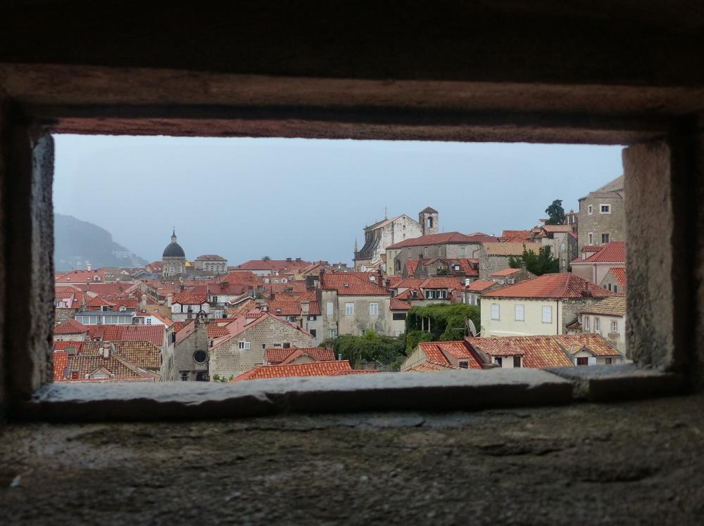 Dubrovnik /4  (Roofscape)