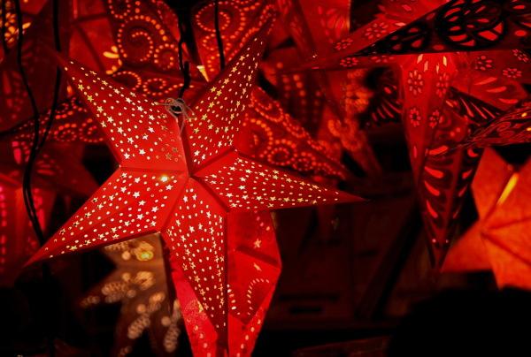 Estrelles. Bon Nadal #3