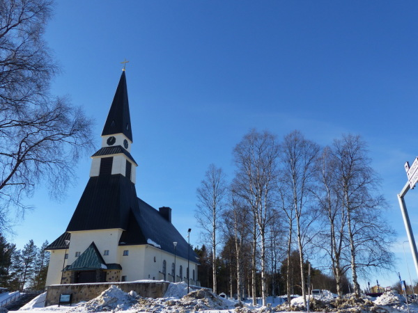 Església de Rovaniemi
