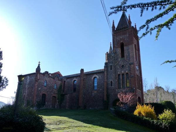 Església del Mas Casademunt