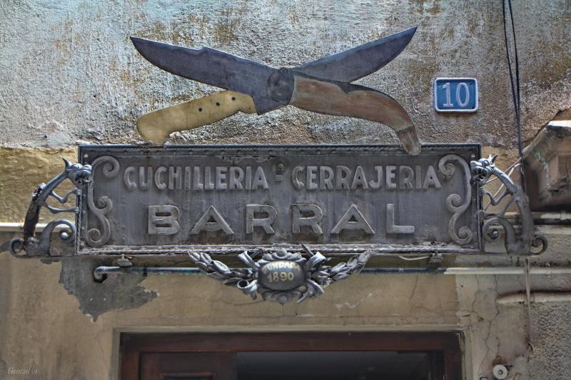 CUCHILLERIA -CERRAJERIA