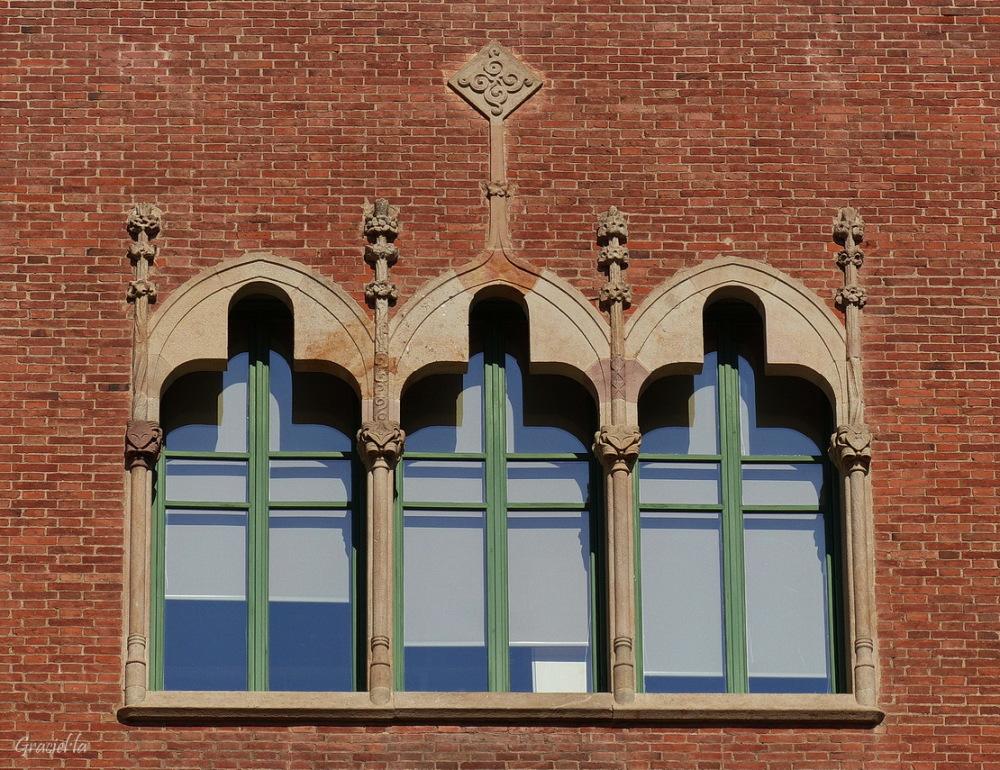 Tríptic de finestres (2)