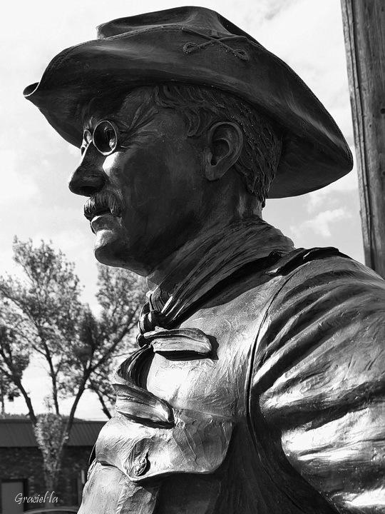 159 anys del naixement del president Roosevelt.