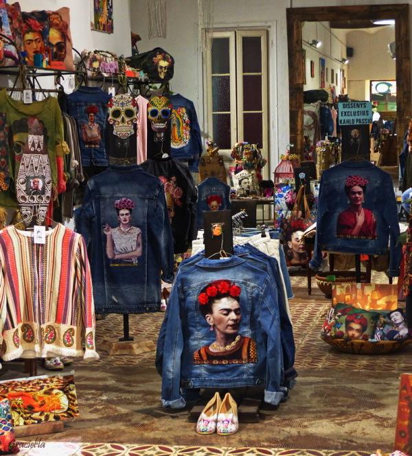 Obsessió per a Frida Kahlo.