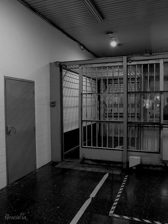 Presó Model. Segon cancell (1/6)