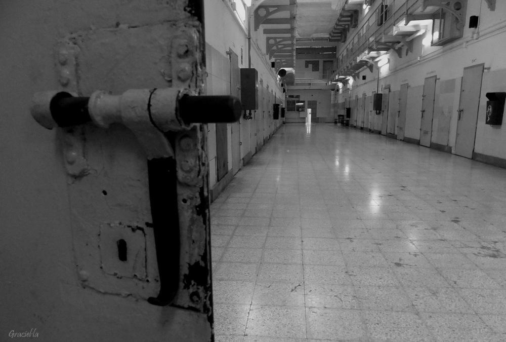 Presó Model.  Quarta Galeria (4/6)
