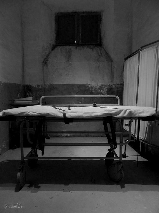 Presó Model.  infermeria (5/6)