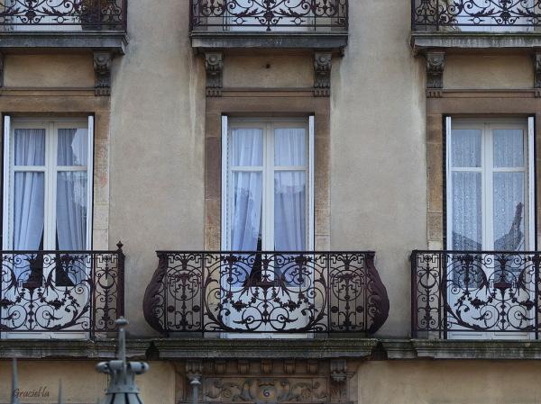 Balcons de Dijon