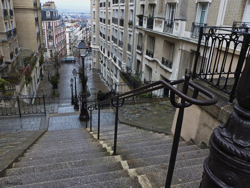 Montmartre #1 Carrer de Montmartre