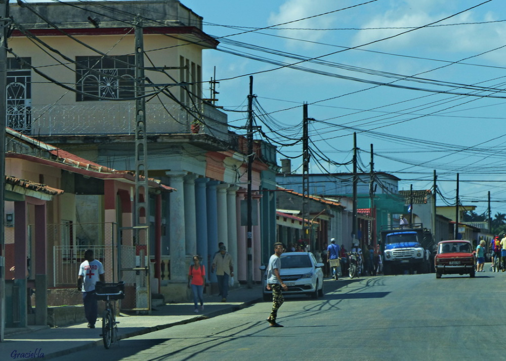 Carrers de Cuba #1 Bahia honda