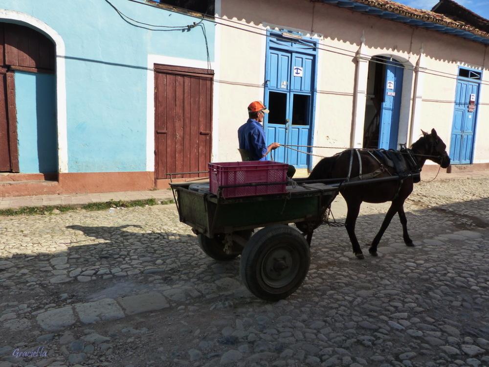 Carrers de Cuba #4 Trinidad