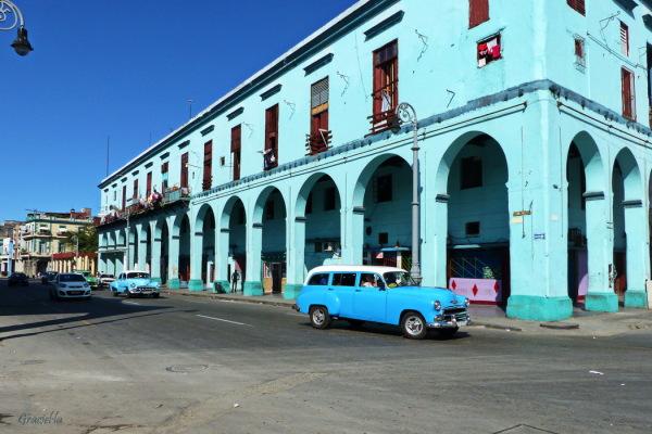Cotxes als carrers de L'Havana #1
