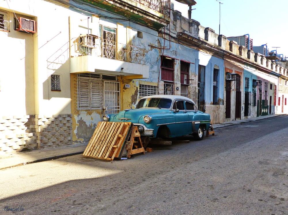 Cotxes als carrers de L'Havana #2
