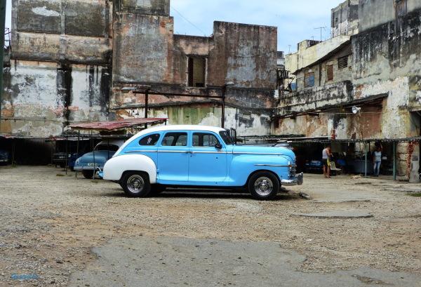 Cotxes als carrers de L'Havana #4