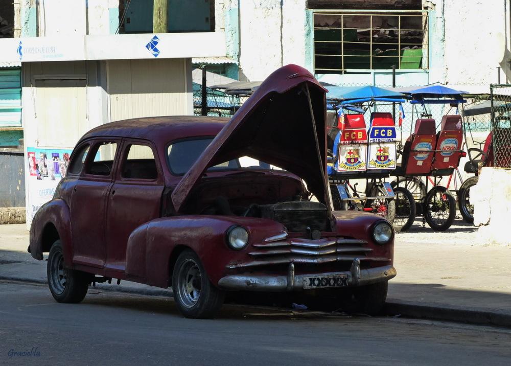 Cotxes als carrers de L'Havana #5