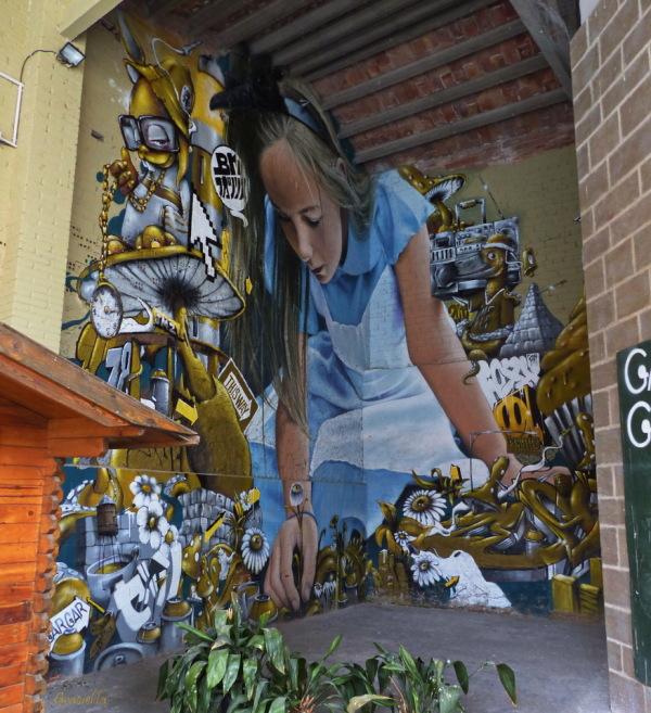 Street Art. Penelles. #1