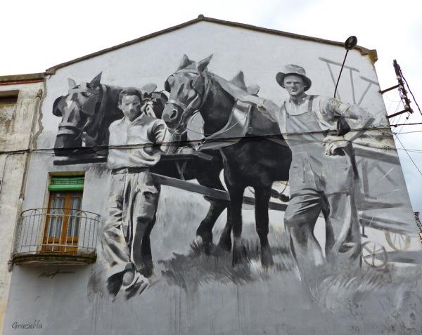 Street Art. Penelles. #2