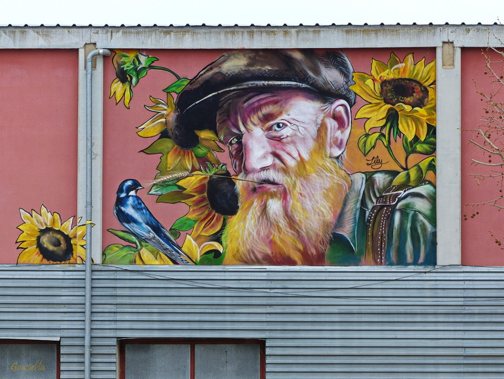 Street Art. Penelles. #3