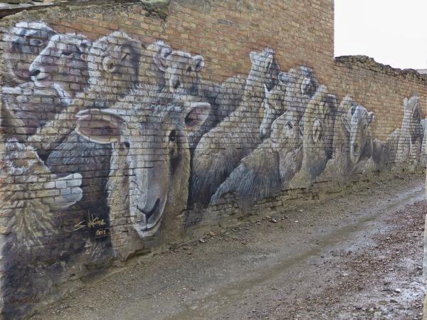 Street Art. Penelles. #5