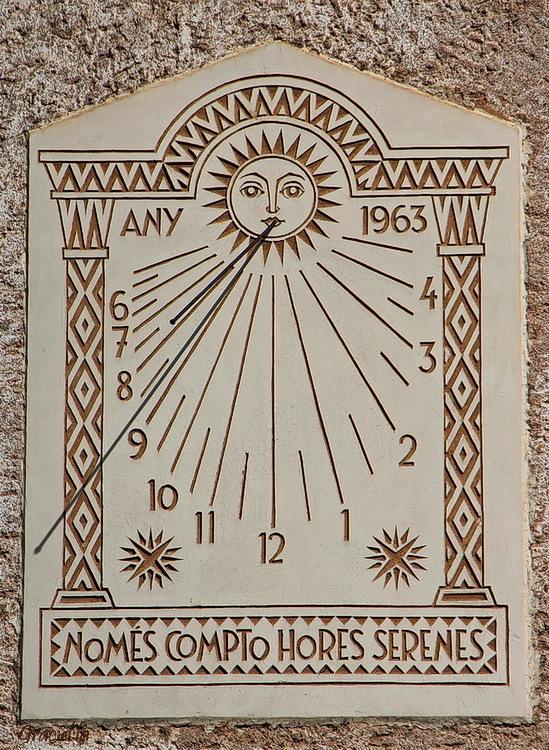 Rellotge de sol (2)