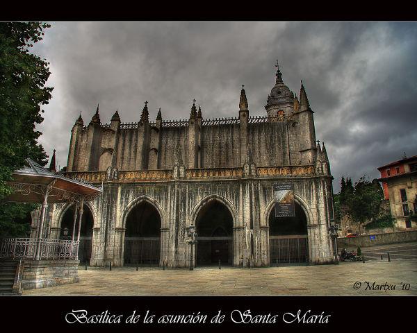 Basílica de la Asunción de Santa María