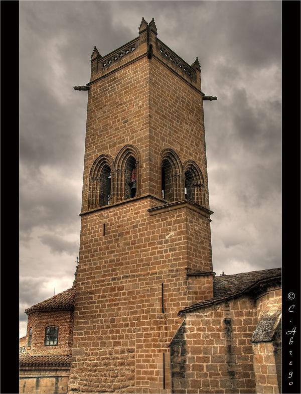 Campanario (Castillo de Olite)