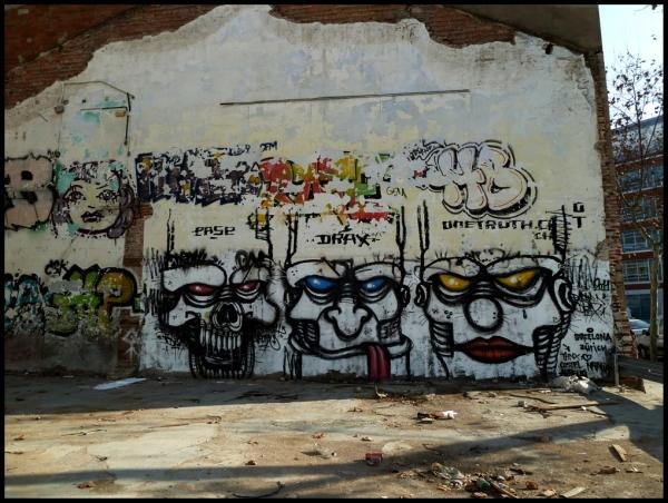 graff barcelona