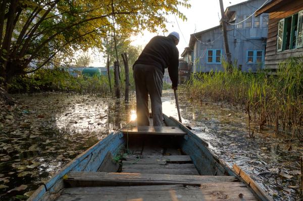 Kashmir - Dal lake