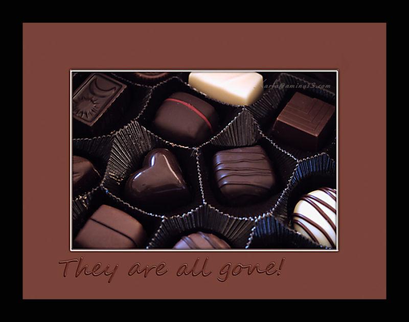 chocolate bonbons truffles candy food