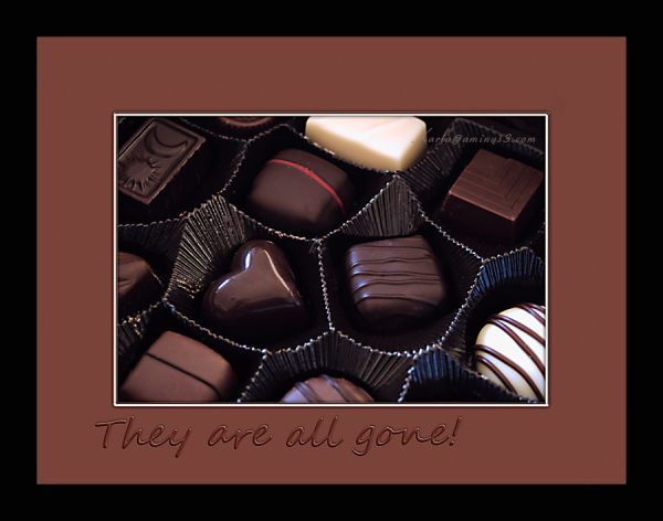 chocolate bonbons truffles candy food