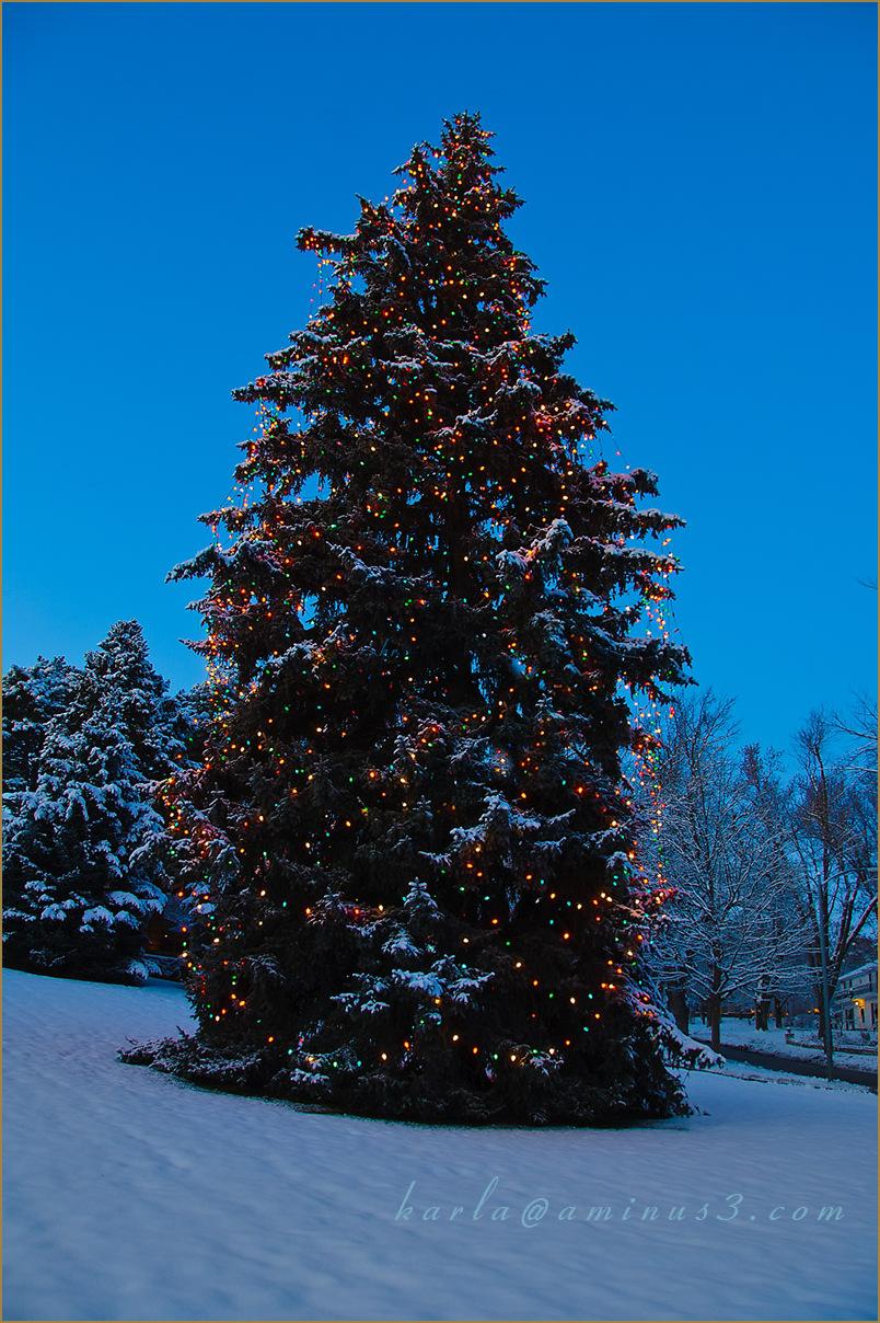 Christmas, decorations, Omaha