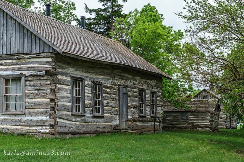 Stuhr Museum Village in Grand Island NE