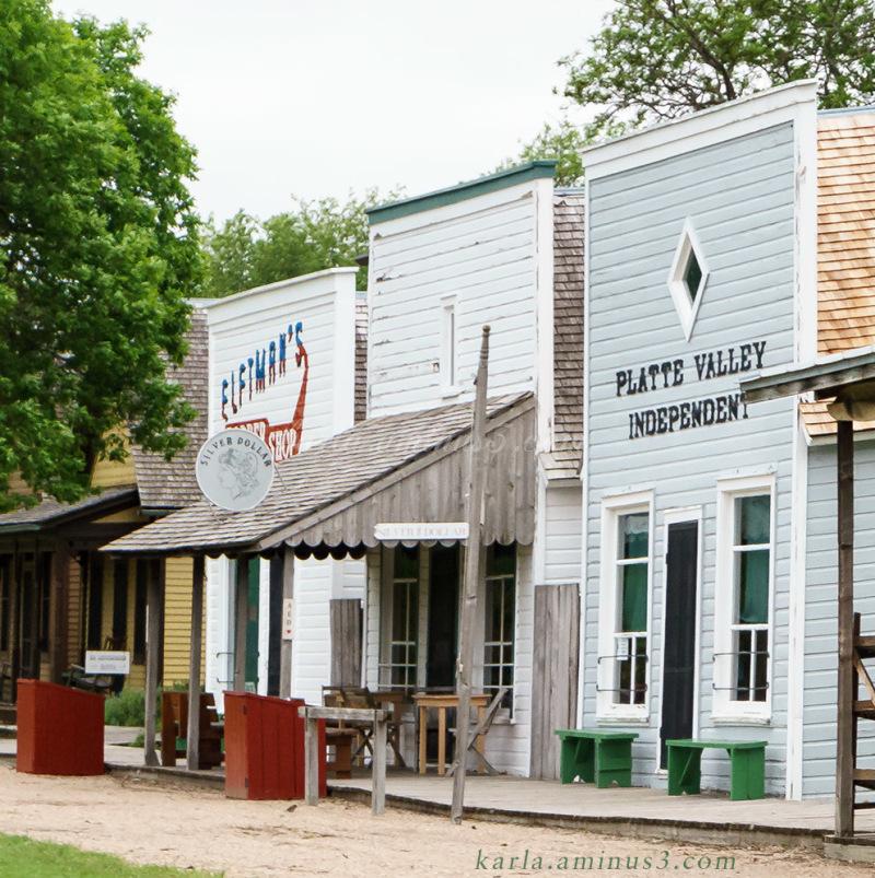 Stuhr Museum - Railroad Town