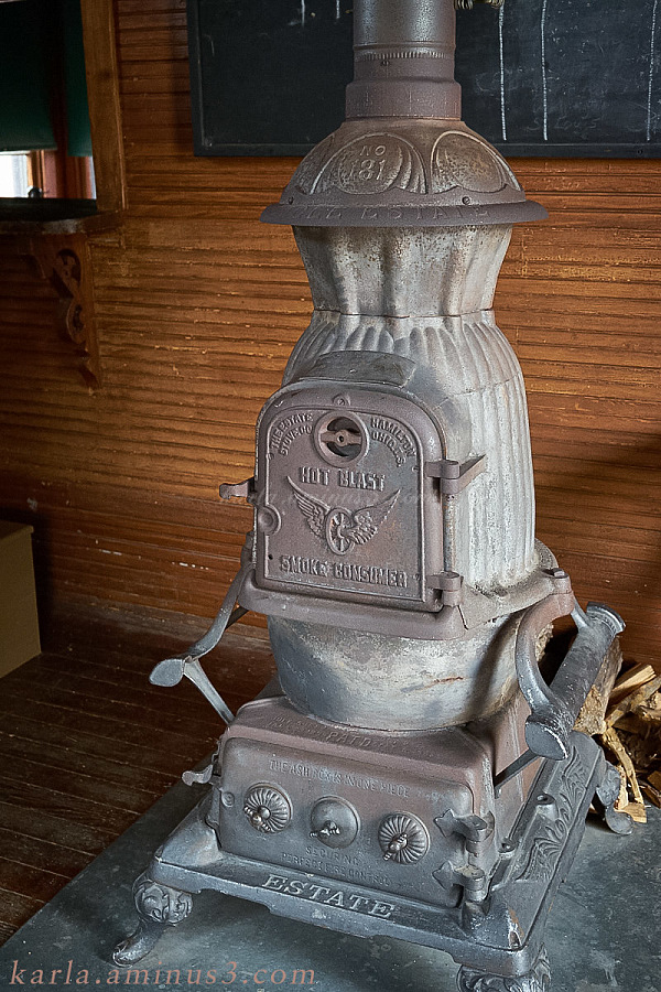 Stuhr Museum - Railroad Town warmth