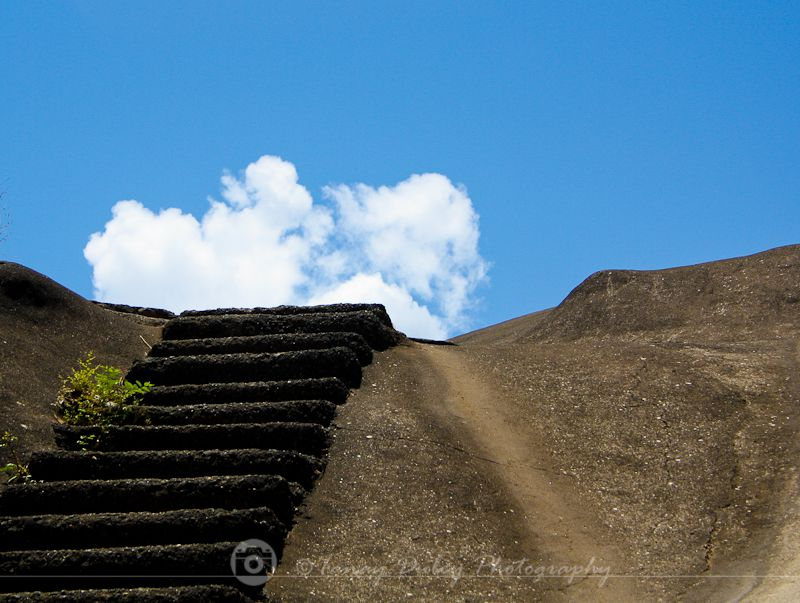 Staircase to heaven?
