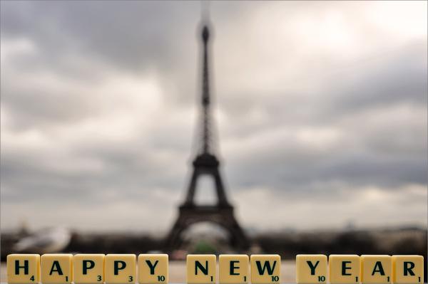 Paris, december 2011.