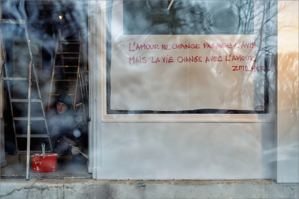 Paris, february 2012